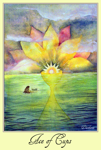 ace of cups card