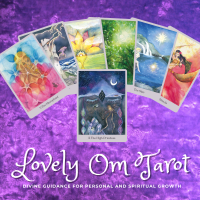 Lovely Om Tarot Deck